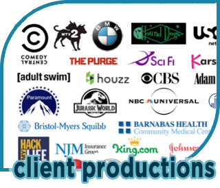 client productions nj
